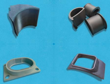 异形制品 Special shaped products