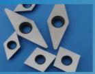CNB刀片焊接基体-K系列(V型,W型)